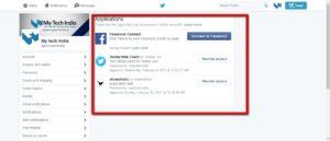 Twitter-Settings-app