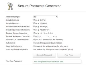 password-genrator